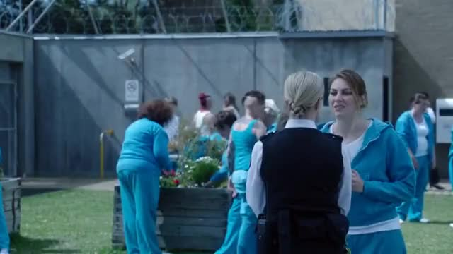 Watch Franky Doyle 5x09 wentworth pt6 GIF on Gfycat. Discover more wentworth GIFs on Gfycat