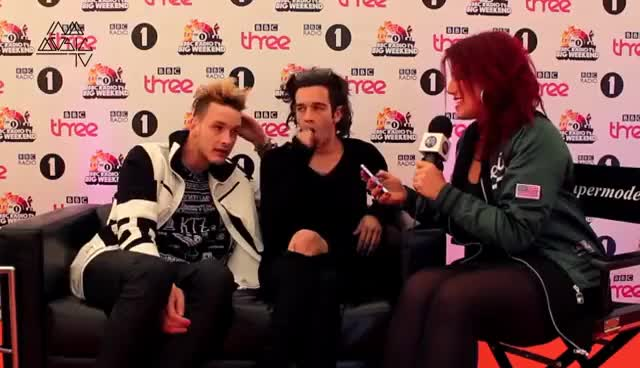 Watch and share Interview GIFs and The 1975 GIFs on Gfycat