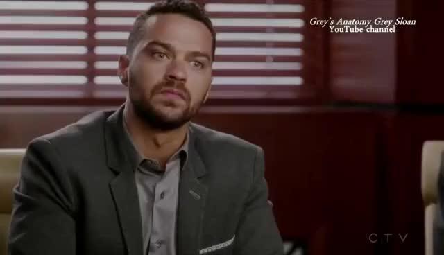 Greys Anatomy 12x11 April Jackson Divorce Papers Signed Unbreak