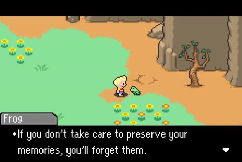 Watch and share Gif Mine Frog Lucas Gameboy Earthbound Mother 3 Mother 3 Gif GIFs on Gfycat