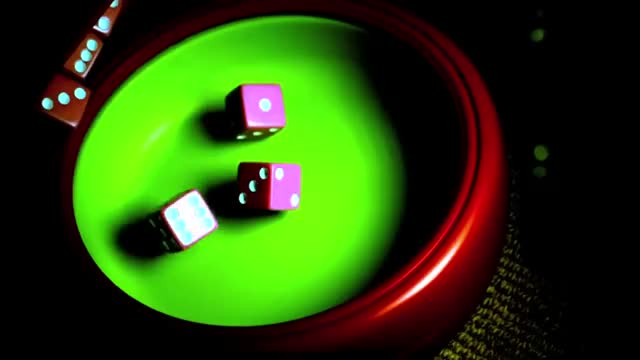 Watch Six Dice One-Roll Yahtzee (in super slow motion) - Numberphile GIF on Gfycat. Discover more dice, motion, numberphile, roll, slow GIFs on Gfycat