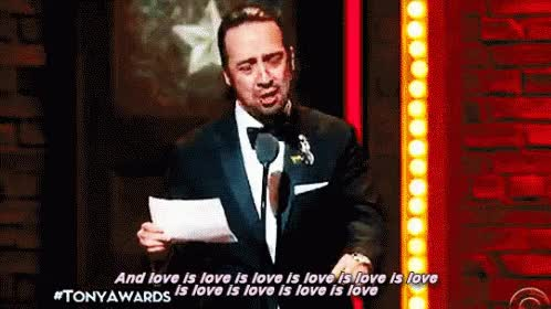 Watch Lin Manuel Miranda GIF on Gfycat. Discover more related GIFs on Gfycat