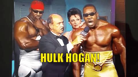 hulk hogan, instantregret, regret, Booker-T instant regret GIFs