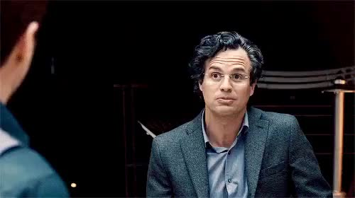 Watch Bruce Banner GIF on Gfycat. Discover more mark ruffalo GIFs on Gfycat