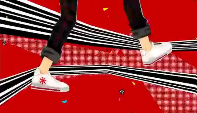 Watch 「ペルソナ5 ダンシング・スターナイト」 PV1 GIF on Gfycat. Discover more related GIFs on Gfycat