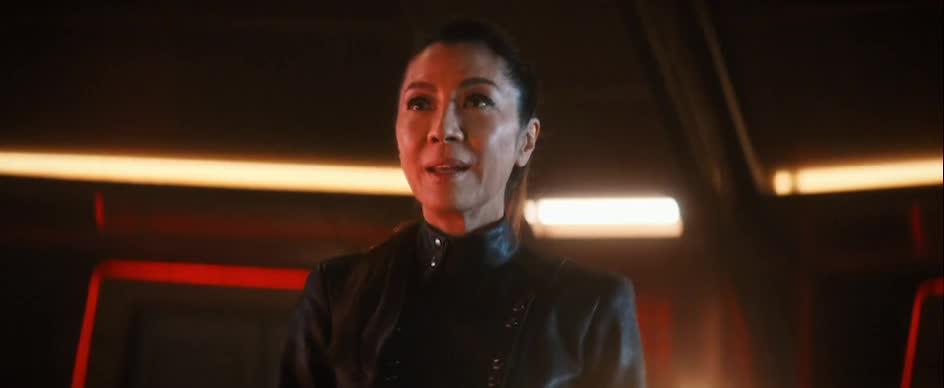 DSC, Discovery, Michelle Yeoh, Philippa Georgiou, Star Trek, Star Trek: Discovery, Everybody Hates You GIFs