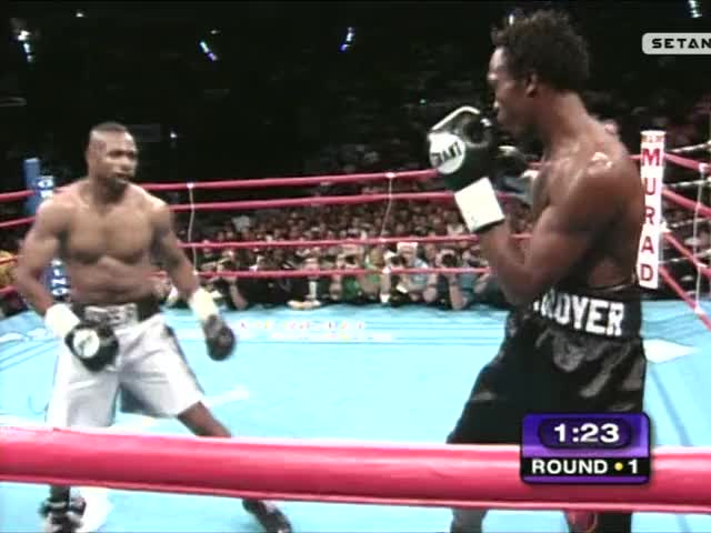 Watch A look back at Roy Jones Jr. in his prime GIF by Tom_Cody (@tomcody) on Gfycat. Discover more Boxing, Roy Jones, Roy Jones Jr. GIFs on Gfycat