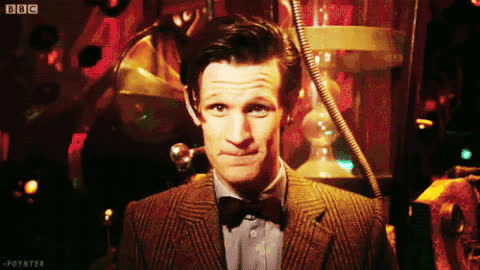 matt smith, Doctorwho GIFs