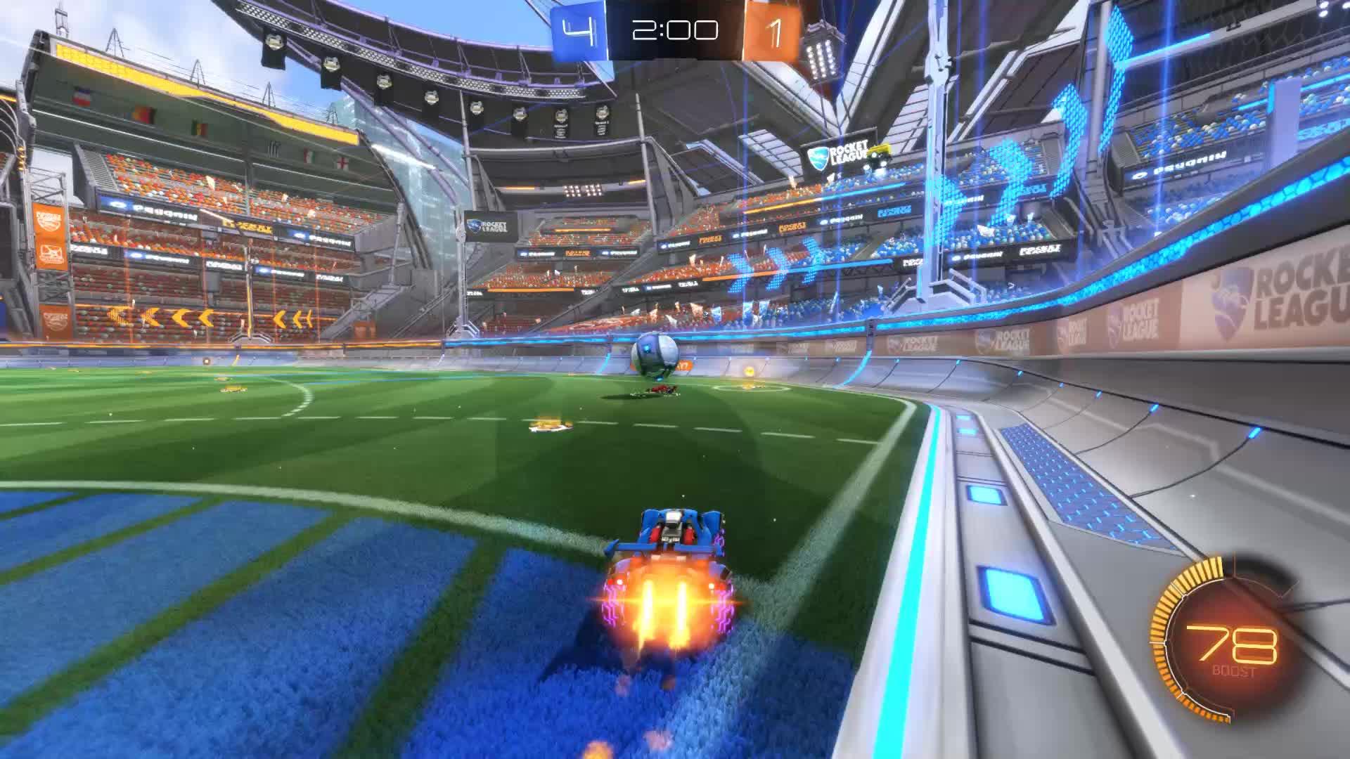 Gif Your Game, GifYourGame, Rocket League, RocketLeague, VEX Nexus, Goal 6: VEX Nexus GIFs