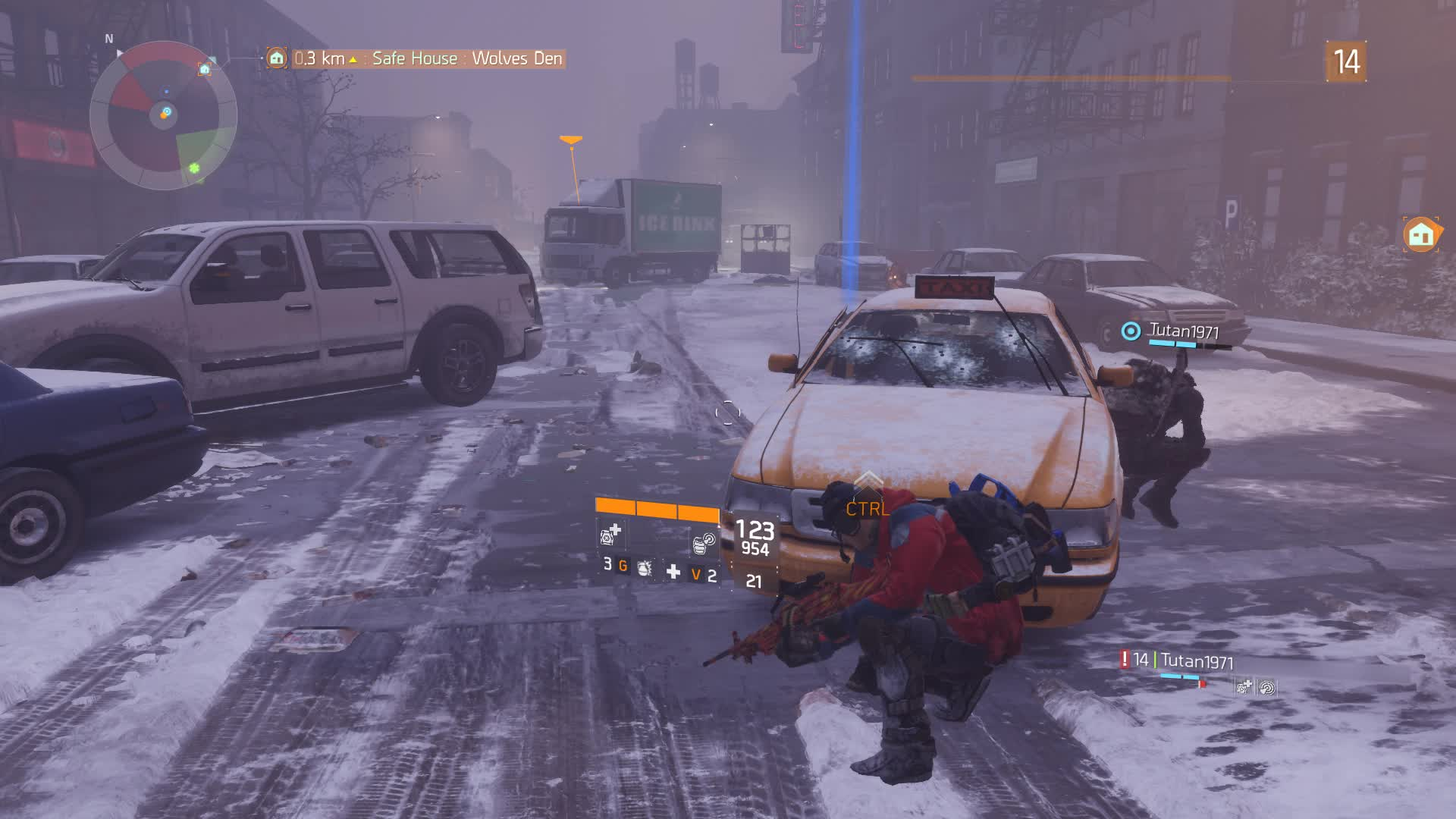 The Division, pew...pew GIFs