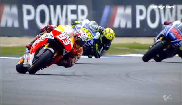 Watch and share MotoGP™ Indianapolis 2014 – Best Slow Motion GIFs on Gfycat
