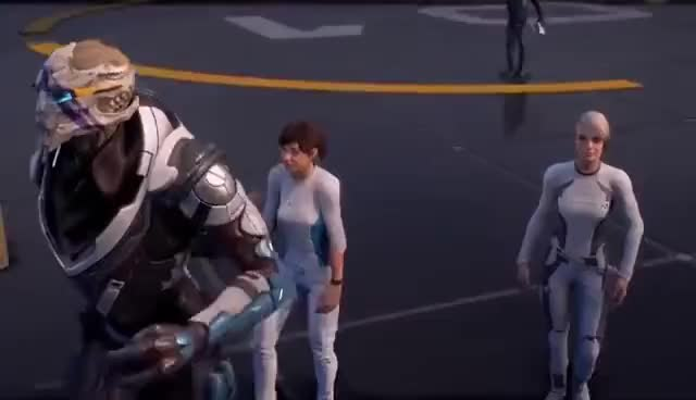 Watch and share Mass Effect: Andromeda - AAA Animations GIFs on Gfycat