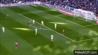 Watch and share Real Madrid Vs Atletico Madrid 0-1 Griezmann SCORES GOAL 2016 REAL MADRID SUCKS GIFs on Gfycat