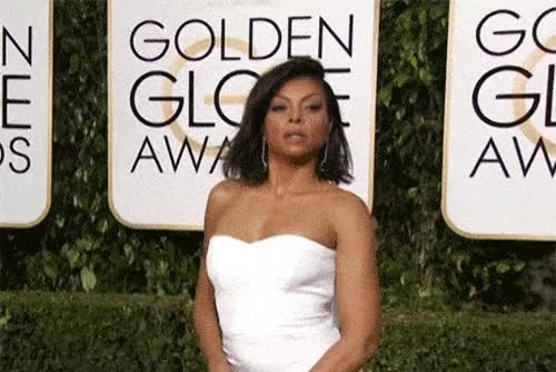 Watch this golden globes GIF on Gfycat. Discover more golden globes, taraji p henson, taraji p. henson GIFs on Gfycat