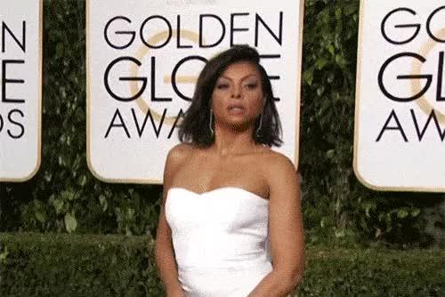 Watch and share Taraji P Henson GIFs and Golden Globes GIFs on Gfycat