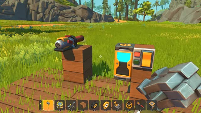 Watch and share Scrap Mechanic 2020.05.12 - 17.15.06.02.DVR GIFs by thebobson on Gfycat