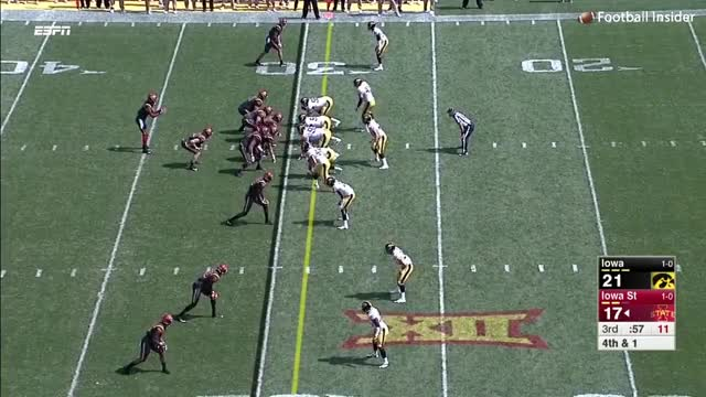 Watch and share Iowa Vs Iowa State GIFs by bscaff on Gfycat