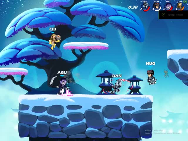 Watch and share Brawlhalla GIFs and 3 Player GIFs by Nugget on Gfycat