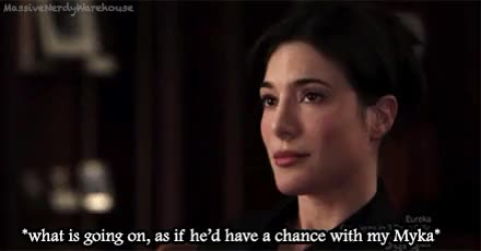 Watch and share Bering And Wells GIFs and Jaime Murray GIFs on Gfycat