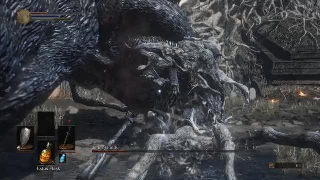 Watch and share Dark Souls 3 GIFs on Gfycat