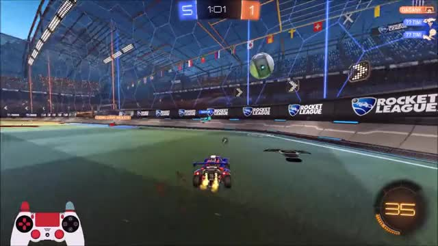 wavedash is life