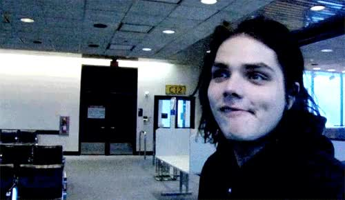 Watch Gerard gifs gerard way GIF on Gfycat. Discover more gerard way, my chemical romance GIFs on Gfycat
