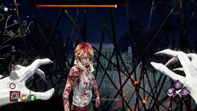 Watch and share DeadByDaylight 2021-07-25 01-34-15 GIFs by coreef on Gfycat