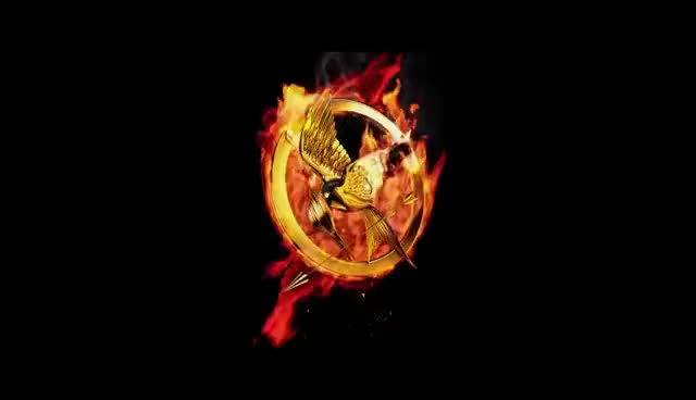 """Watch and share The Hunger Games (Jennifer Lawrence) Franchise Logo – """"Remember"""" GIFs on Gfycat"""