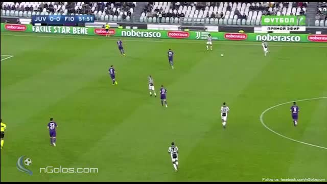 Watch and share Juventus 1-0 Fiorentina - Mandzukic 53' GIFs on Gfycat