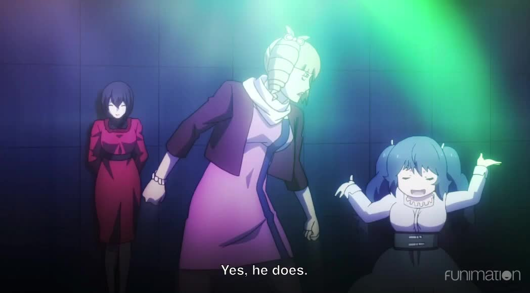 Funimation, action, anime, ghoul, season 3, tokyo ghoul, tokyo ghoul:re, tokyo ghoul:re episode 27, Dance battles GIFs