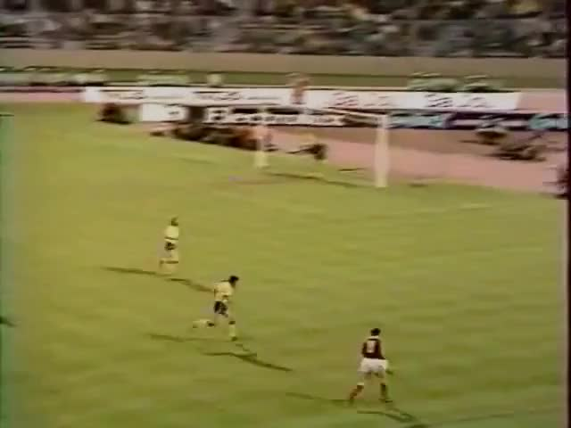 Watch and share Poland 1-0 Sweden (1974) GIFs on Gfycat