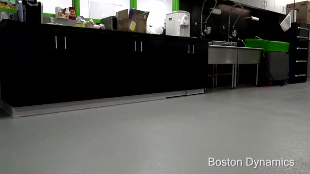 Watch Hey Buddy, Can You Give Me a Hand? GIF on Gfycat. Discover more Boston Dynamics, Dynamic Robot, Legged Robots, Mobile Manipulation, Robot, Robot manipulation, SpotMini GIFs on Gfycat