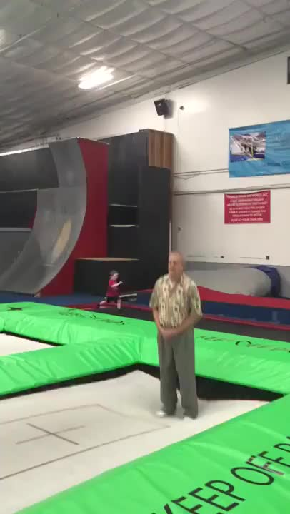 Watch and share So Much Love For The Trampoline GIFs by Mahmoud M. Mahdali on Gfycat