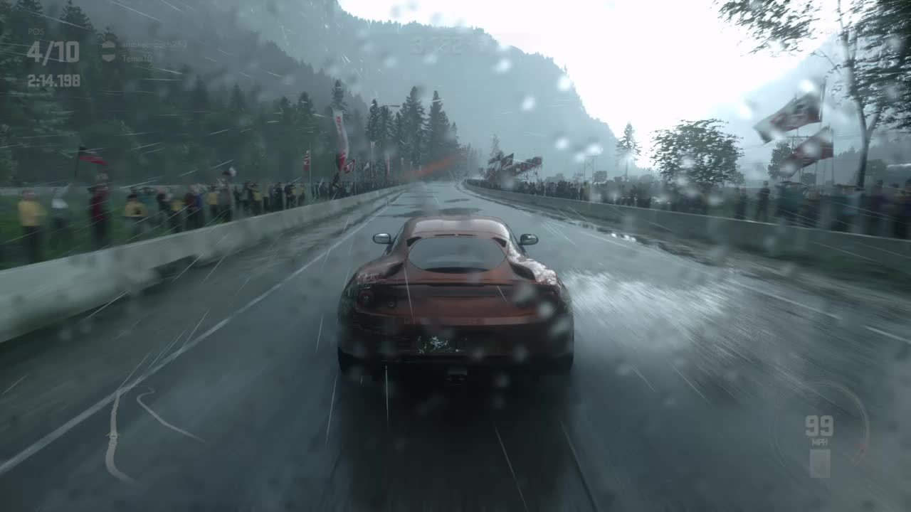 Driveclub, driveclub, Lighting strikes again! (reddit) GIFs