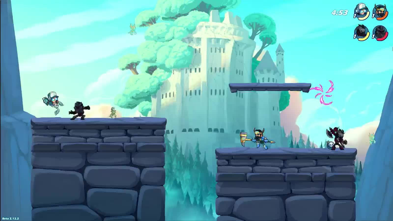 2v2, ada, brawlhalla, They did not expect that, did they GIFs