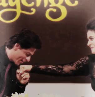 Watch and share 1000 Weeks Of Ddlj GIFs and Shahrukh And Kajol GIFs on Gfycat