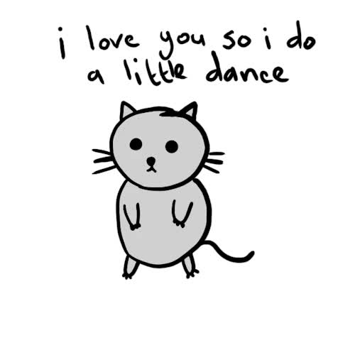 Watch and share X Just A Fun Little Doodle Gif To Make You Smile… GIFs on Gfycat