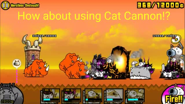 Watch The Battle Cats - The Strongest Assassin Bear!! GIF on Gfycat. Discover more related GIFs on Gfycat