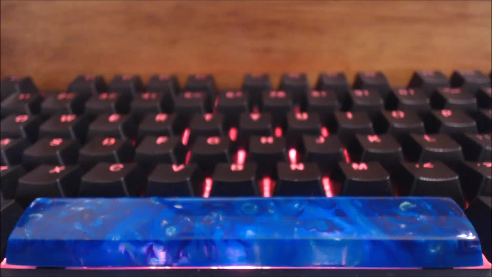 mechanicalkeyboards, Blue Brew by Ramage (Spacebar Flipped) GIFs