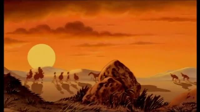 Asterix And Caesar (1985) HD, 16:9