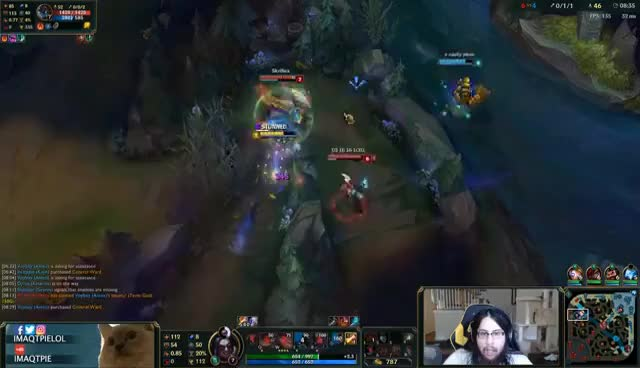 Imaqtpie - DELTAFOX IS DONE FOR!