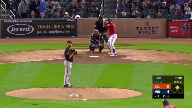Watch and share Baltimore Orioles GIFs and Minnesota Twins GIFs by richardopl on Gfycat