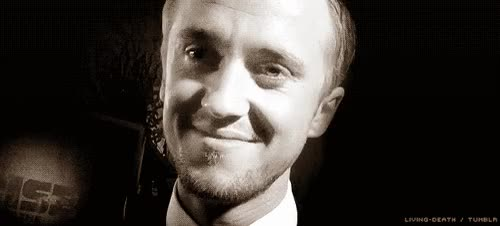Watch blonde goodness GIF on Gfycat. Discover more tom felton GIFs on Gfycat