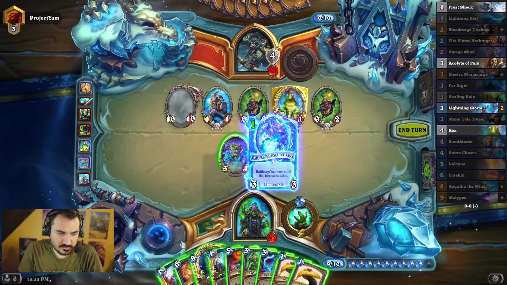 Arena, Boomsday, Boomsday Deck, Boomsday Project, HS, Hearthstone, Hearthstone Arena, Meta, Standard Deck, The Boomsday Project, EUREKA! SHAMAN LIVES - Boomsday / Constructed / Hearthstone GIFs