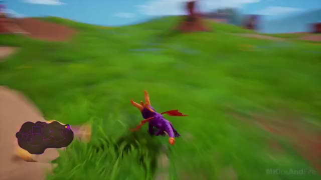 Watch and share Spyro The Dragon GIFs and Commentary GIFs by Sir42 on Gfycat