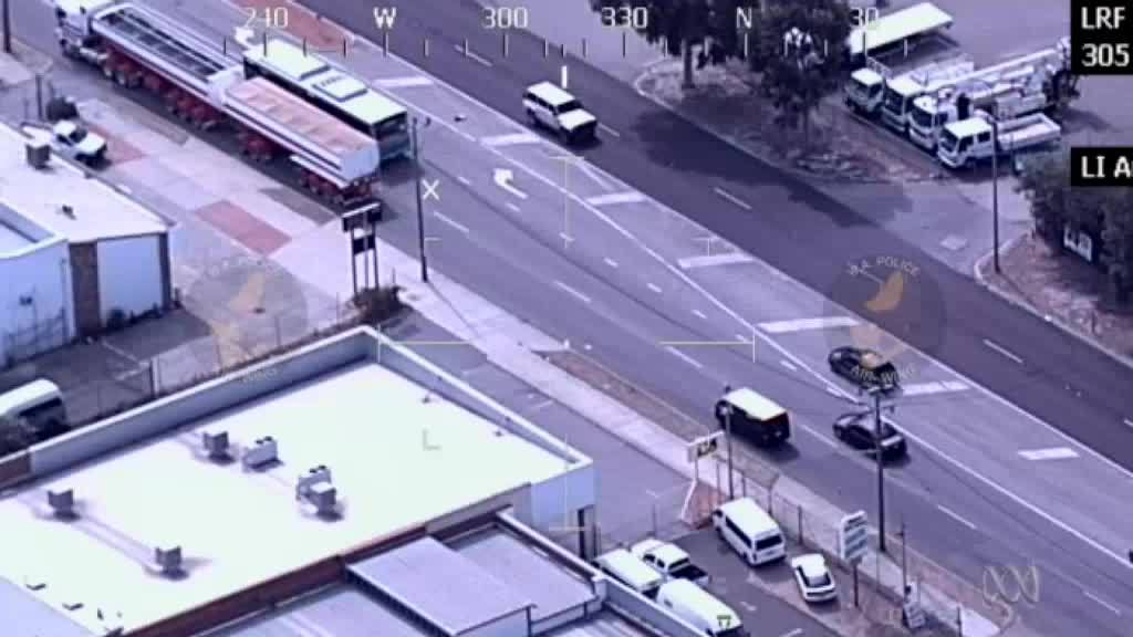 Attempted car jacking averted in Perth GIFs