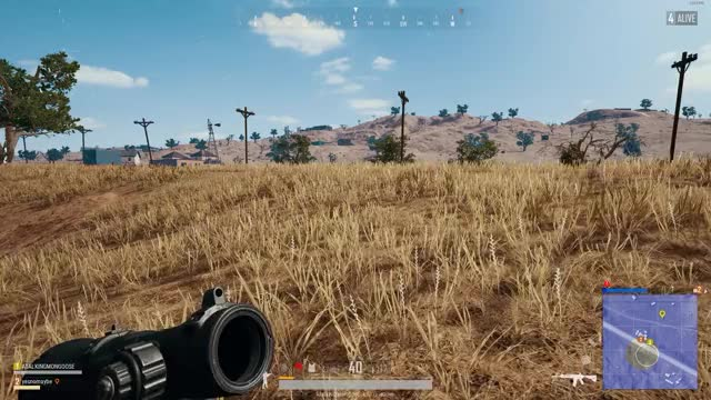 Watch vlc-record-2018-07-07-12h46m36s-PLAYERUNKNOWN GIF on Gfycat. Discover more related GIFs on Gfycat