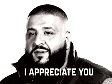 Dj Khaled, appreciate, key, keys, major key, respect, I appreciate you - DJ Khaled GIFs