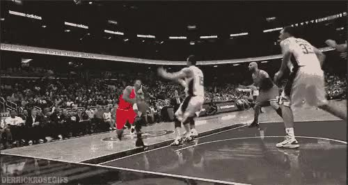 Watch Derrick rose omg layup ! GIF on Gfycat. Discover more basketball, chicago bulls, derrick rose, layup, nba GIFs on Gfycat