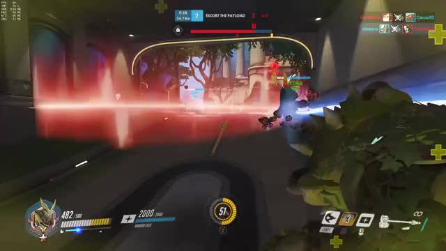 Watch and share Overwatch GIFs and Reinhard GIFs on Gfycat